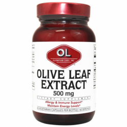 Olive Leaf Extract, 500 mg...
