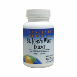 St Johns Wort Extract, 300 mg 45 Tabs