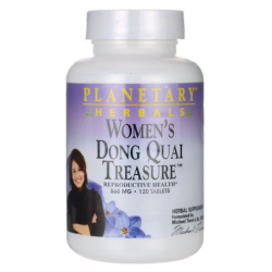 Womens Dong Quai Treasure, 120 Tabs