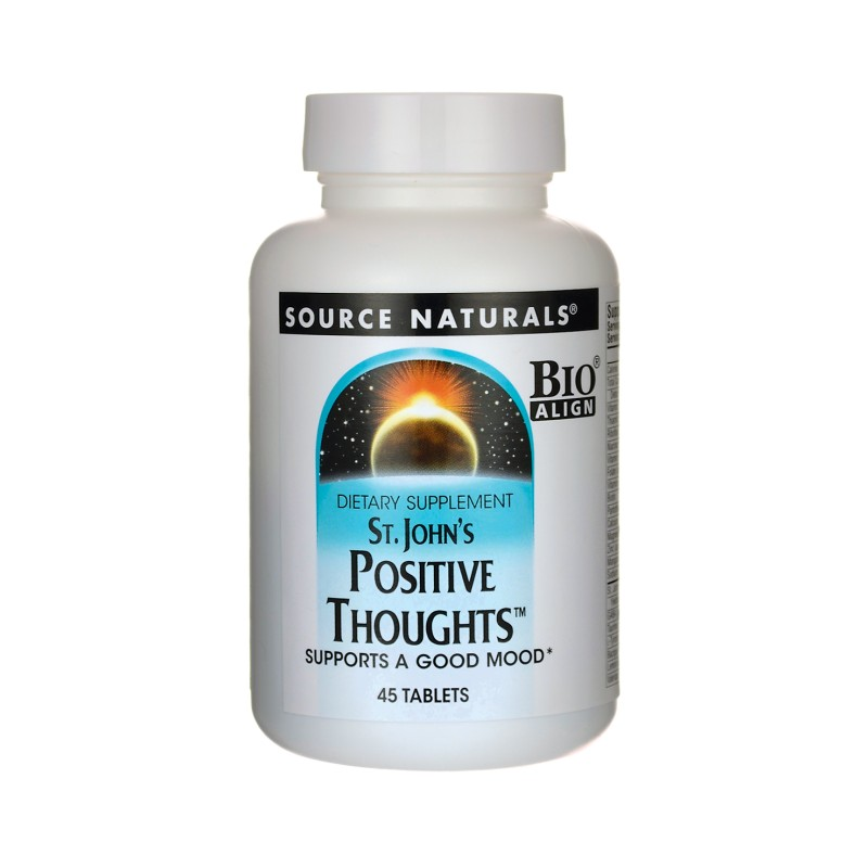 St Johns Positive Thoughts, 45 Tabs