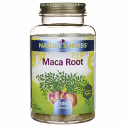 Maca Root, 500 mg 100 Caps