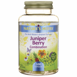 Juniper Berry Combination, 100 Caps