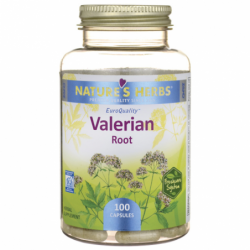 Valerian Root, 100 Caps