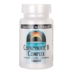 Coenzymate B Complex  Orange, 30 Tabs