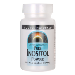 Pure Inositol Powder, 2 oz (56.7 grams) Pwdr
