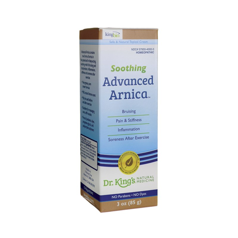 Advanced Arnica, 3 oz (85 grams) Liquid