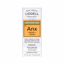 Letting Go Anx Anxiety  Tension, 1 fl oz Liquid
