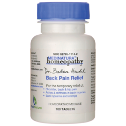 Back Pain Relief, 100 Tabs
