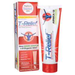 TRelief Pain Relief Ointment, 4 oz (114 grams) Ointment