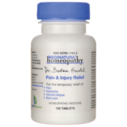 Pain & Injury Relief, 100 Tabs