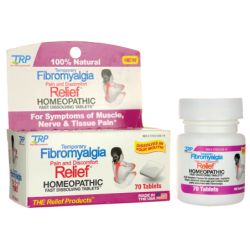 Temporary Fibromyalgia Pain and Discomfort Relief, 70 Tabs
