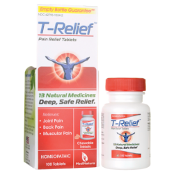 TRelief Pain Relief Tablets, 100 Tabs