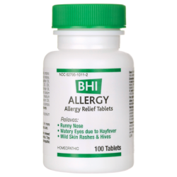 Allergy Relief Tablets, 100 Tabs