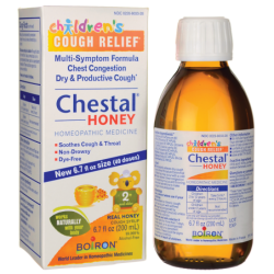 Childrens Cough Relief Chestal Honey Syrup, 6.7 fl oz (200 mL) Liquid
