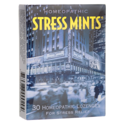 Homeopathic Stress Mints, 30 Lozenges