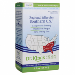 Regional Allergies Southern US, 2 fl oz (59 mL) Liquid