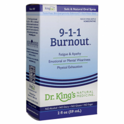 911 Burnout, 2 fl oz (59 mL) Liquid