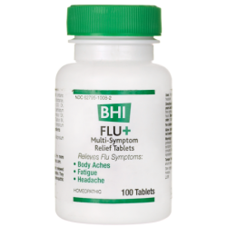 Flu MultiSymptom Relief Tablets, 100 Tabs