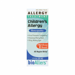 Childrens Allergy Treatment, 1 fl oz Liquid