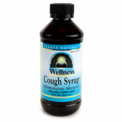 Wellness Cough Syrup, 8 fl oz (236 mL) Liquid