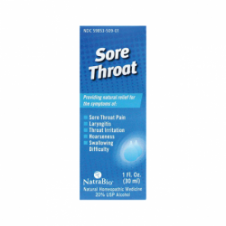 Sore Throat Relief, 1 fl oz Liquid
