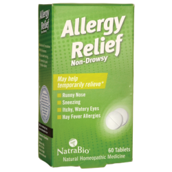 Allergy Relief  NonDrowsy, 60 Tabs