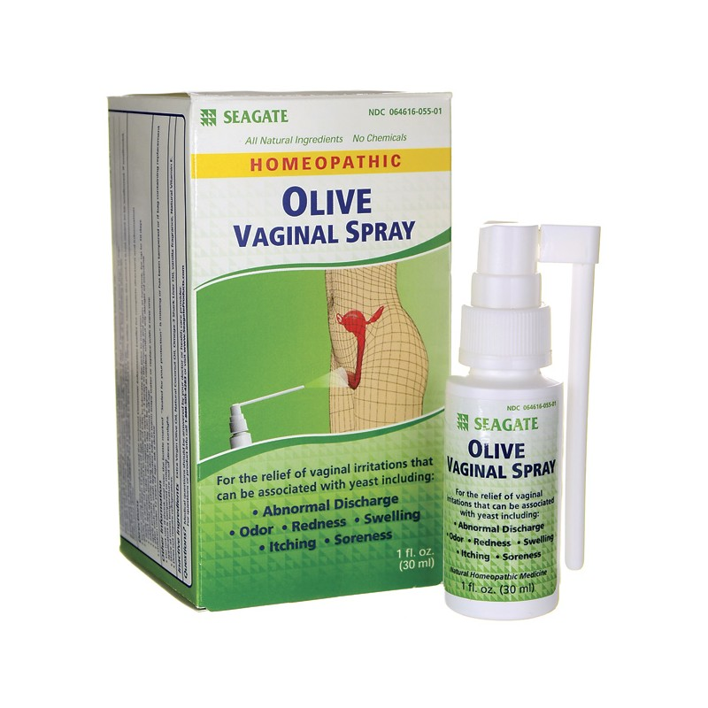 Olive Vaginal Spray, 1 fl oz Liquid