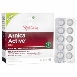 Arnica Active Tablets, 60 Tabs