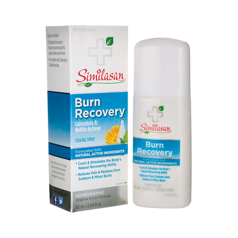Burn Recovery Cooling Spray, 3.04 fl oz (90 mL) Liquid
