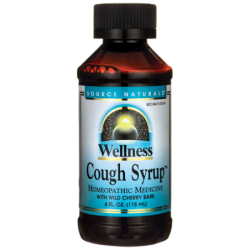 Wellness Cough Syrup, 4 fl oz (118 mL) Liquid