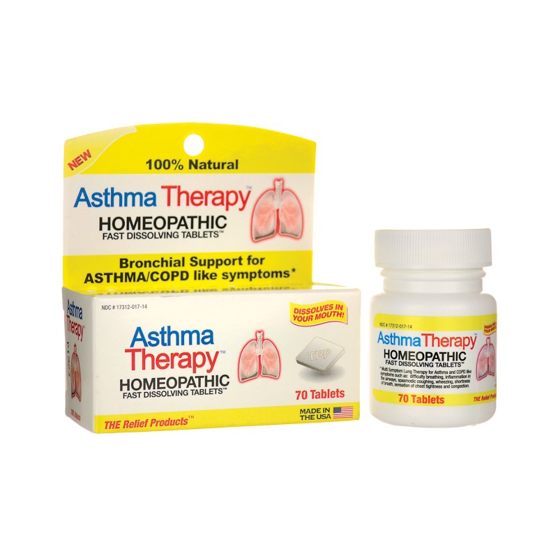 Asthma Therapy, 70 Tabs