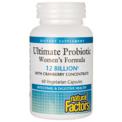 Ultimate Probiotic Womens Formula, 60 Veg Caps