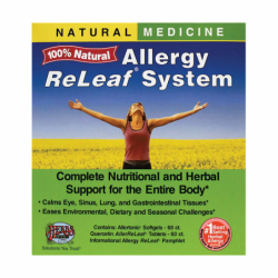 Allergy ReLeaf System, 1 Kit