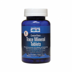 Trace Mineral Tablets, 90 Tabs