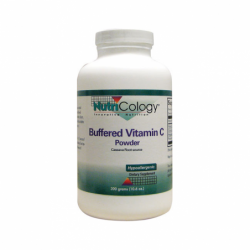 Buffered Vitamin C Cassava Source, 10.6 oz Pwdr
