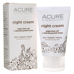 Night Cream, 1.7 fl oz (50 mL) Cream