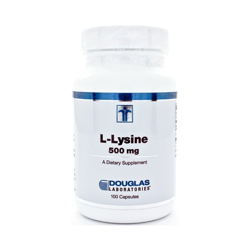 LLysine, 500 mg 100 Caps