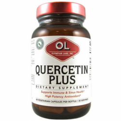 Quercetin Plus, 60 Veg Caps
