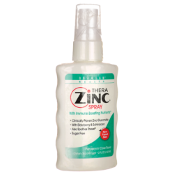 Thera Zinc Spray, 2 fl oz (60 mL) Liquid