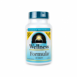 Wellness Formula Herbal Defense Complex, 45 Tabs