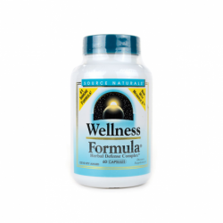 Wellness Formula Herbal Defense Complex, 60 Caps