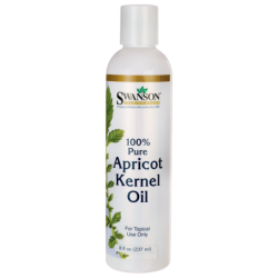 100 Pure Apricot Kernel Oil, 8 fl oz (237 ml) Liquid