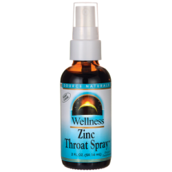 Wellness Zinc Throat Spray  Berry Flavor, 2 fl oz (59.14 mL) Liquid