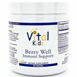 Berry Well Immune Support, 90 grams Pwdr