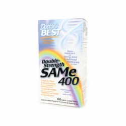 DoubleStrength SAMe, 400 mg 60 Tabs