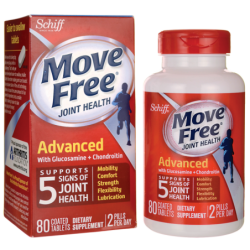 Move Free Joint Health Advanced, 80 Tabs