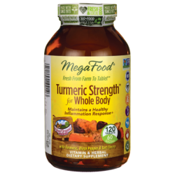 Turmeric Strength for Whole Body, 120 Tabs