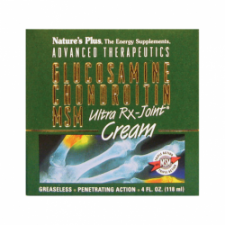 Glucosamine, Chondroitin & MSM RX Joint, 4 oz Cream