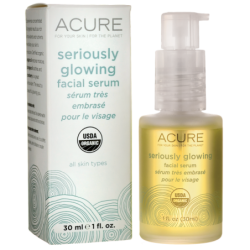 Seriously Glowing Facial Serum, 1 fl oz (30 mL) Serum