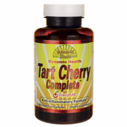 Tart Cherry Complete with CherryPURE Formula, 60 Caps